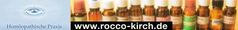 Sanfte Homöopathie für Mensch und Tier Der Heilpraktiker Rocco Kirch betreibt seit 1991 eine Homöopathische Praxis.