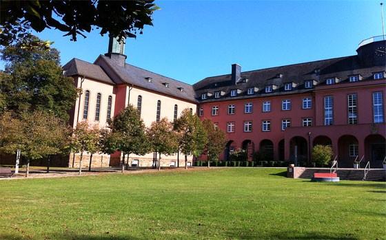 Campus Robert-Schuman-Haus Trier