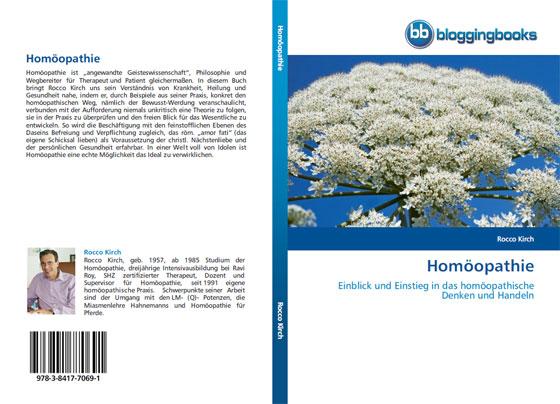 Einführung in die Homöopathie (Buch von Rocco Kirch)