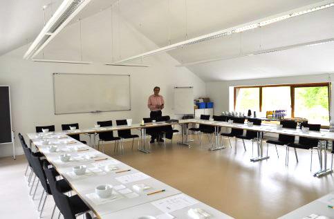 Homöopathie Studium - Seminarraum Berlin